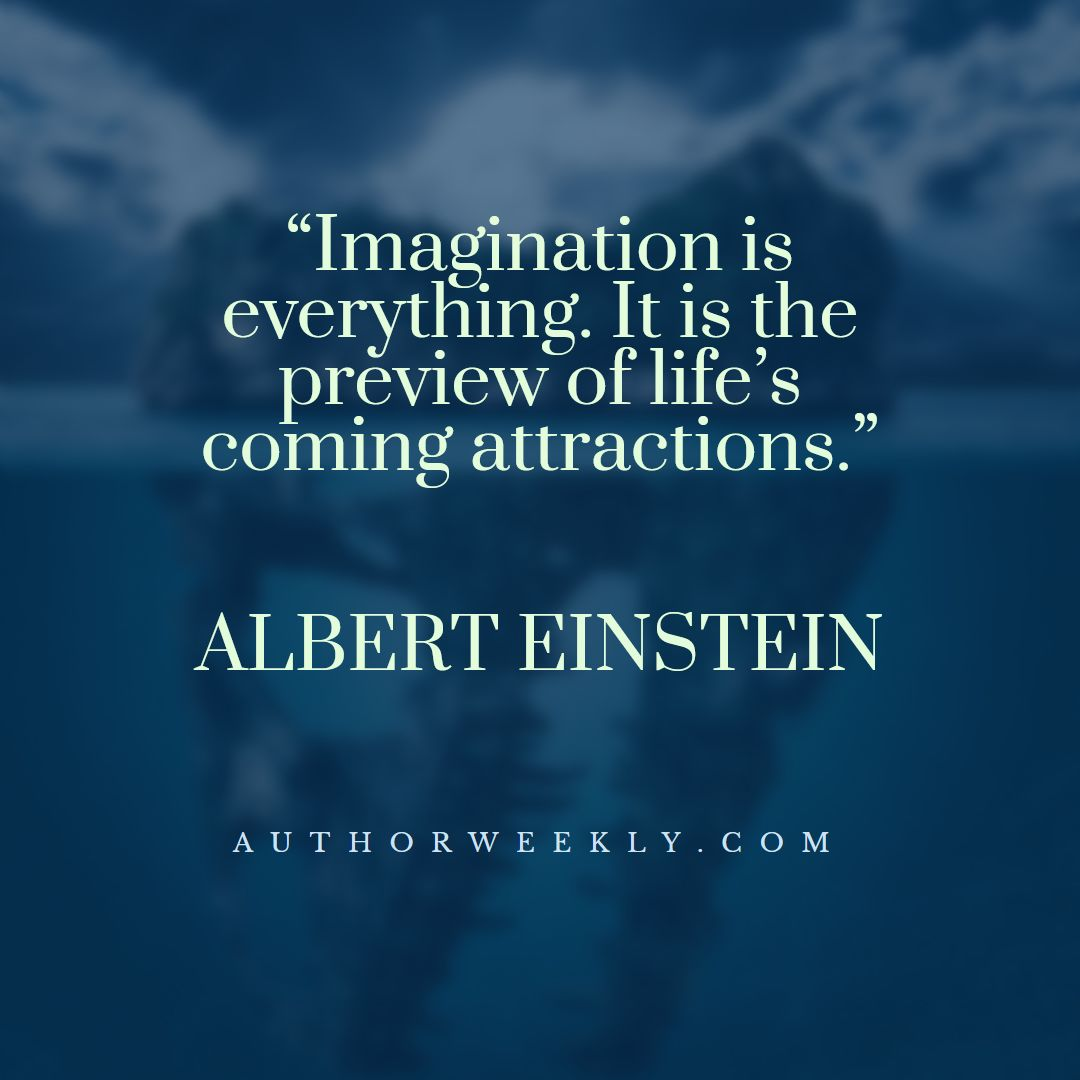 Albert Einstein Creativity Quote Imagination is Everything