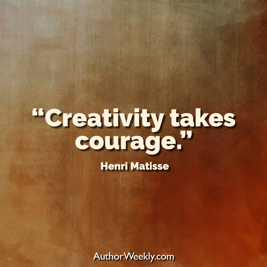 Matisse Creativity Quote Creativity Takes Courage
