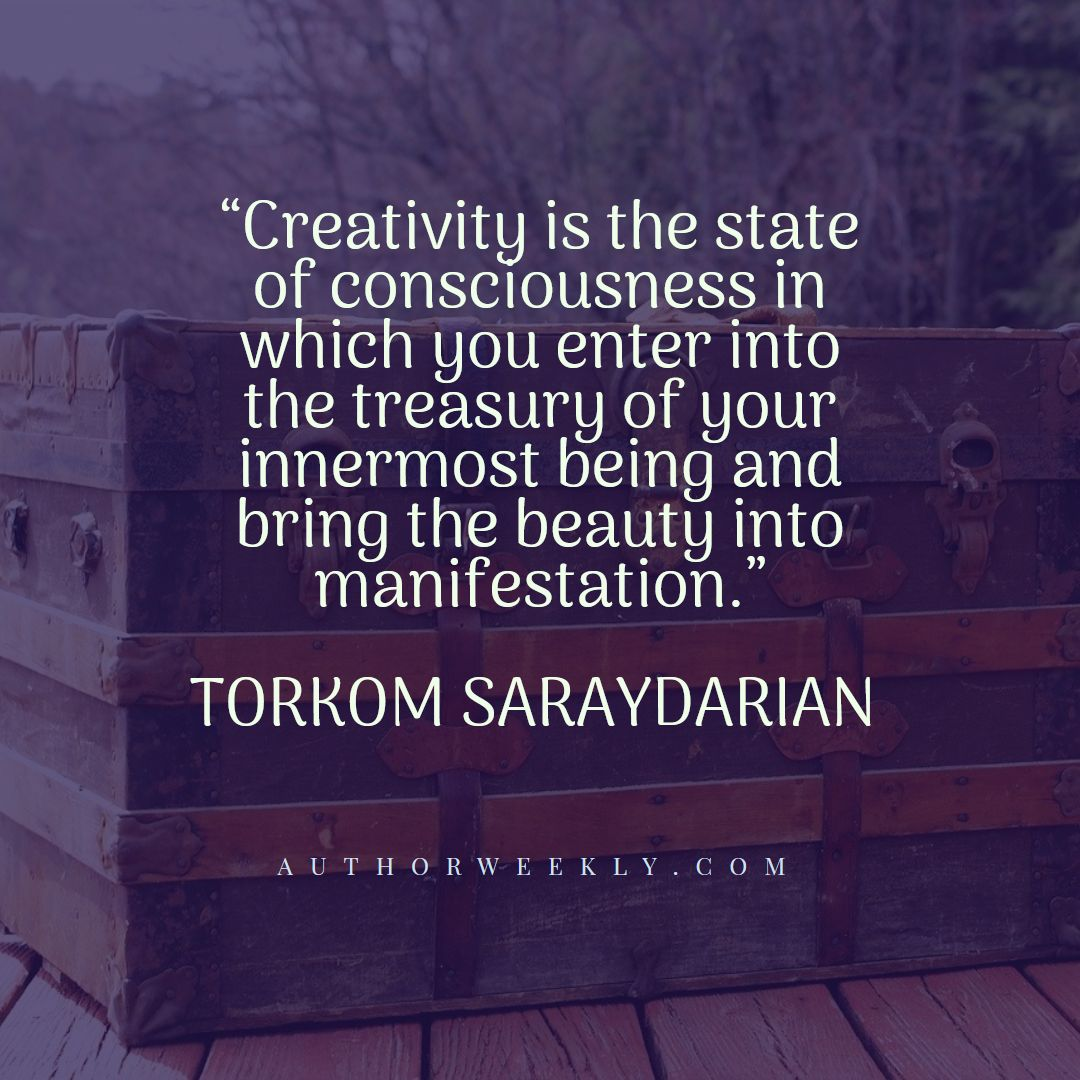 Torkom Saraydarian Creativity Quote Treasury